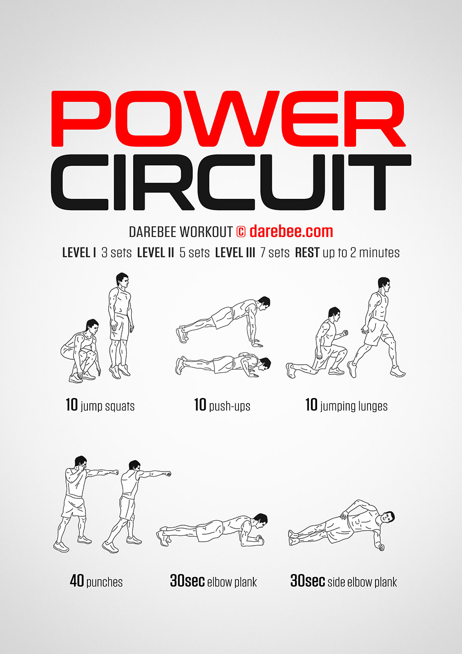 Power Circuit Workout