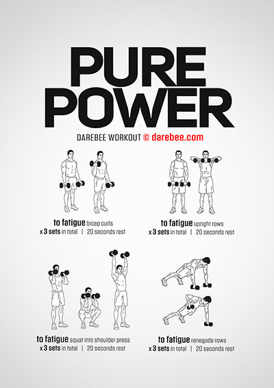Pure Power Workout