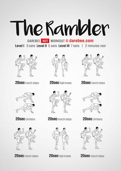 The Rambler Workout