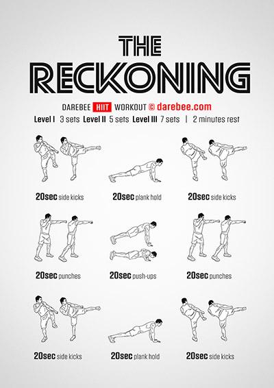 Reckoning Workout