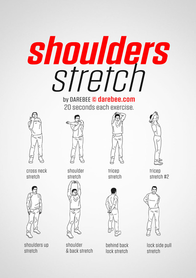 how to train back with shoulder injury