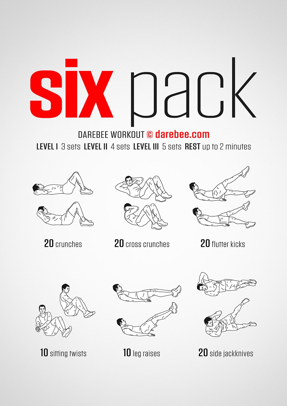 Six Pack Workout