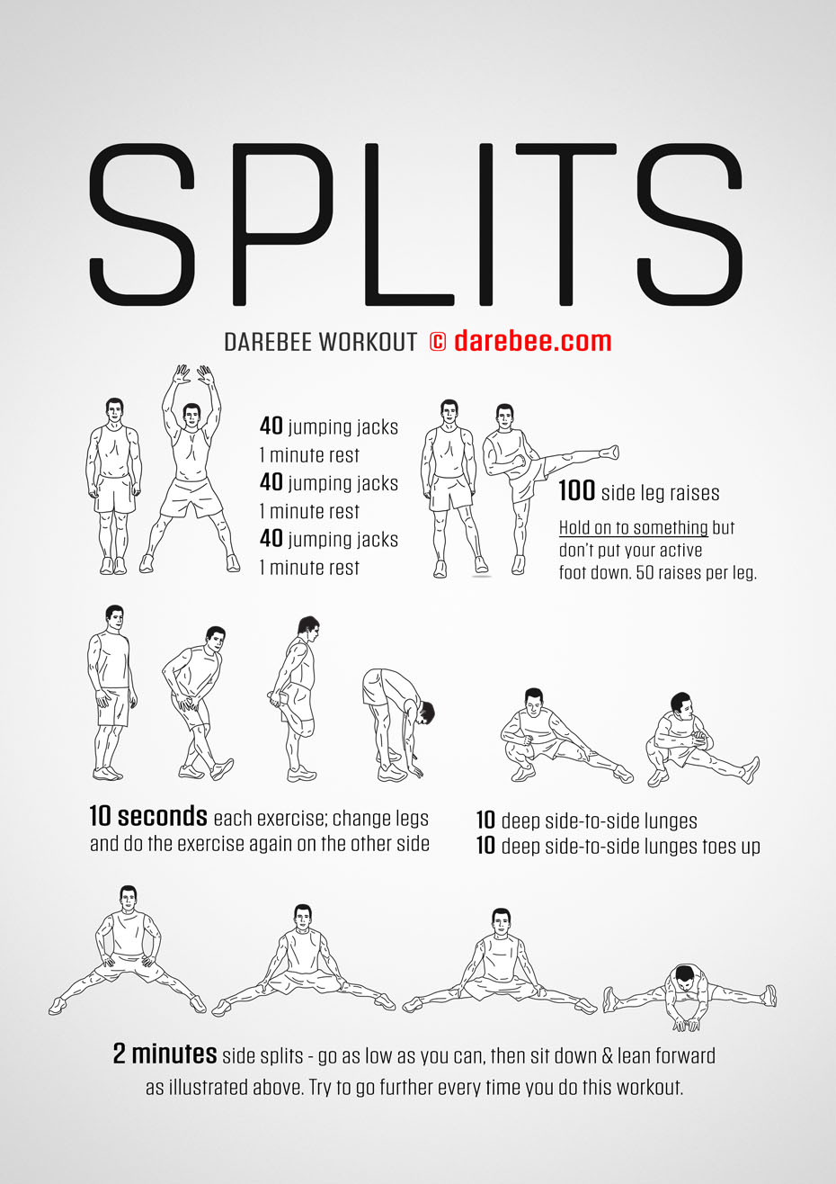 Splits Workout