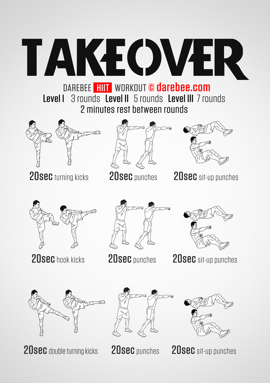 Takeover Workout