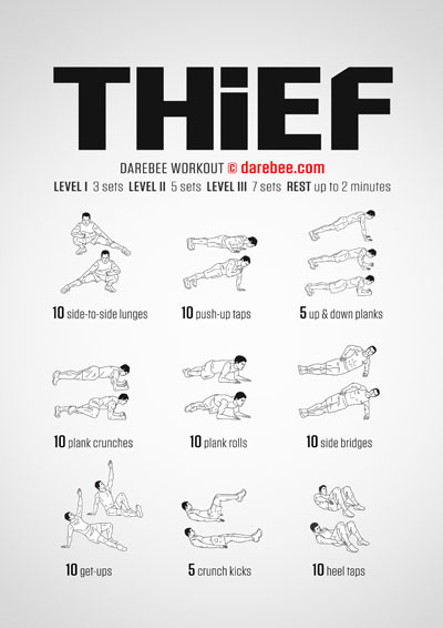 DAREBEE Workouts