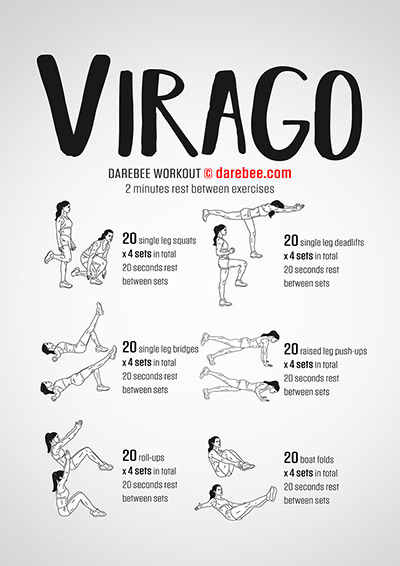 Virago Workout