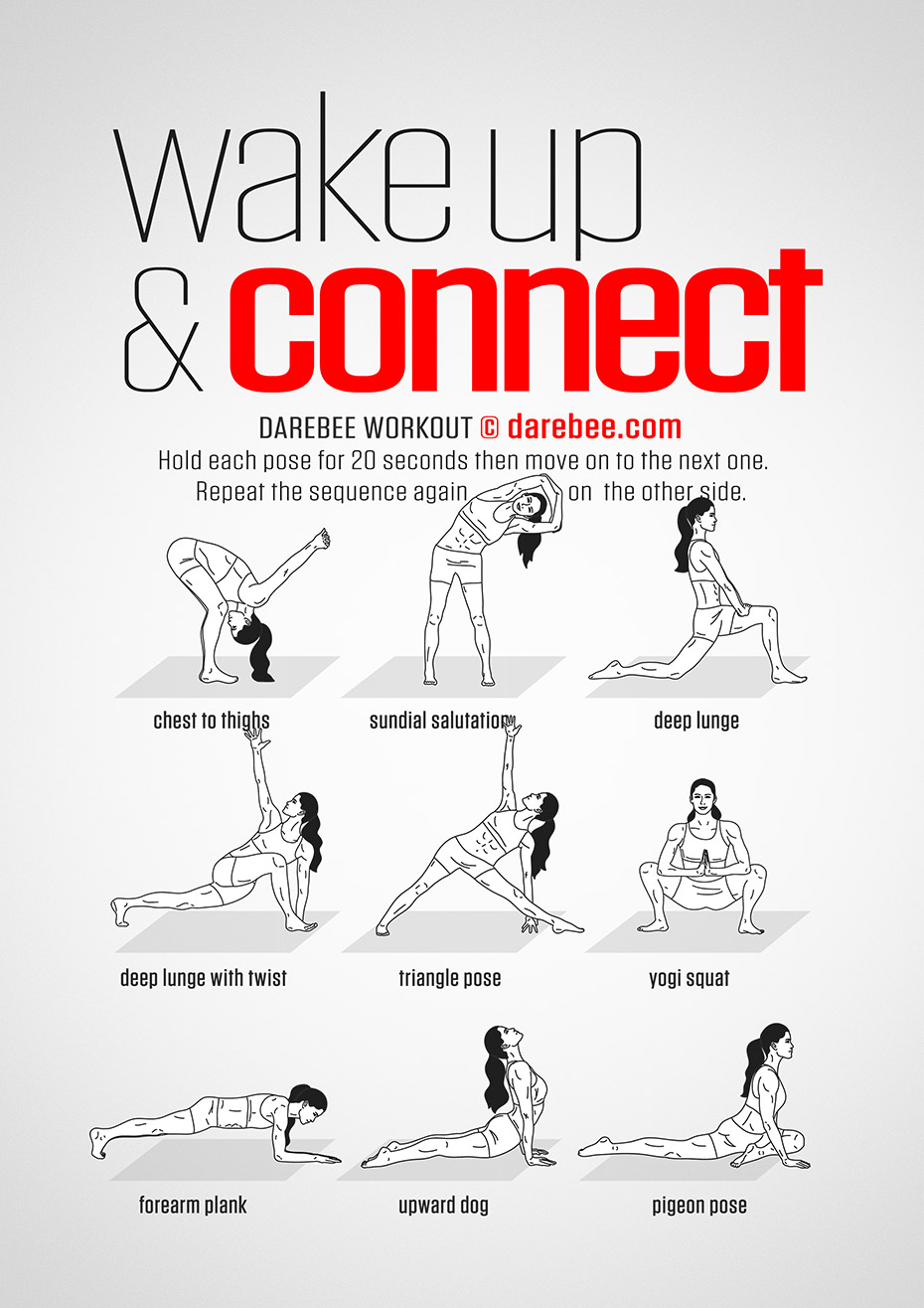 Wake Up Amp Connect Workout